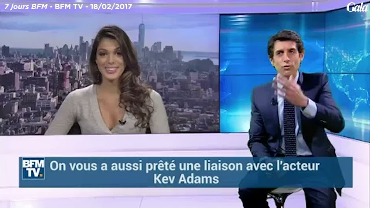 Video Iris Mittenaere Miss Univers Met Un Vent à Un