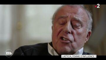 VIDEO – Daniel Hechter raconte comment Laura Smet devait ruser avec Laeticia Hallyday pour voir Johnny