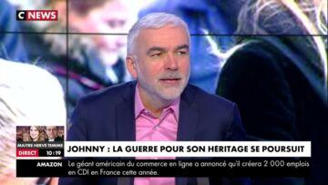 VIDEO – Johnny reprochait à David Hallyday d'être venu le voir en 2009 avec une équipe de télé