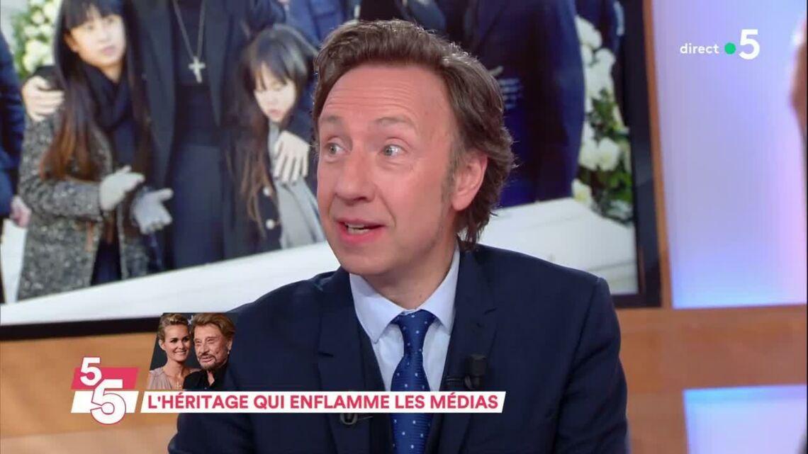 VIDEO – Stéphane Bern réagit à l'affaire de l'héritage de Johnny Hallyday «Quand il y a des querelles de succession c'est pas l'argent le sujet, c'est l'amour qui a manqué»