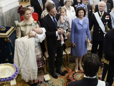 Baptême du prince Nicolas de Suède