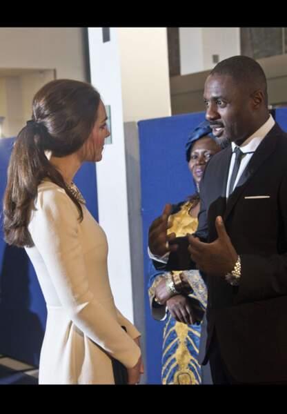 En tête à tête avec l'acteur Idris Elba