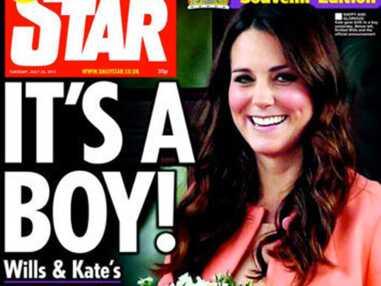 Revue de presse du Royal Baby