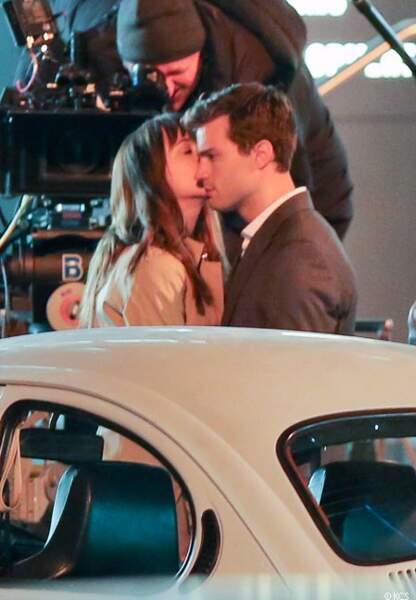 La scène tant attendue du baiser