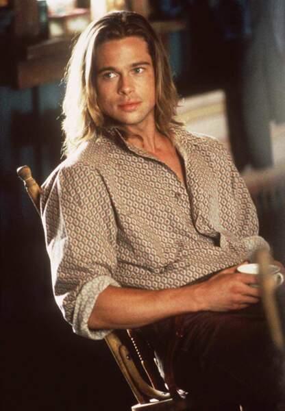 Brad Pitt dans Légende d'automne en 1994