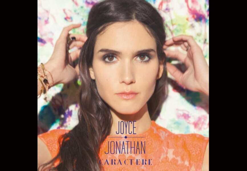 """L'album de Joyce Jonathan, sa """"belle-fille"""""""