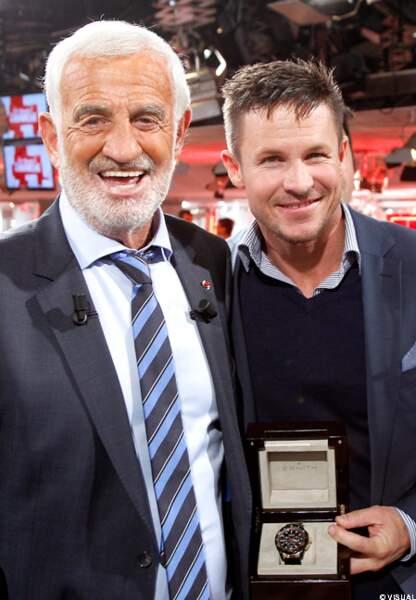 Avec Felix Baumgartner, la rencontre de deux grands aventuriers