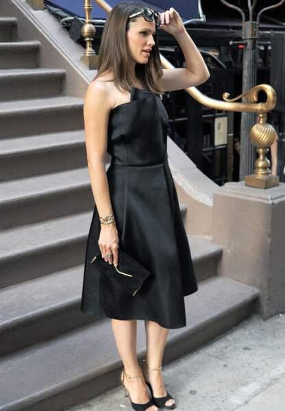 Jennifer Garner lors d'un diner Max Mara en juillet 2013