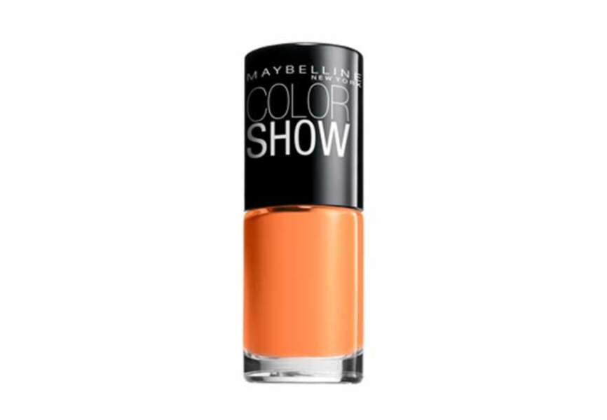 Maybelline New-York – Neon Color Show Sweet Clementine – 3,80€