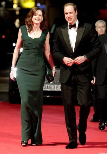 Le Prince William était également présent