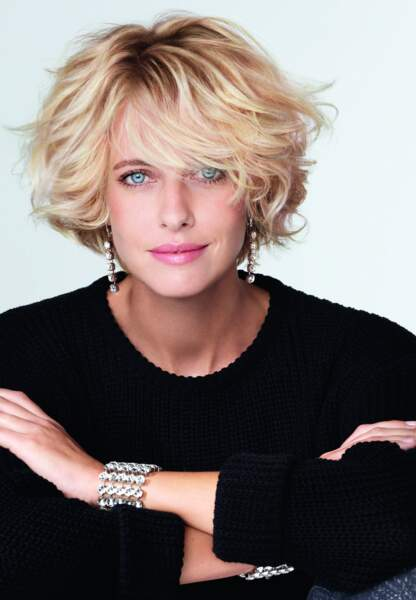 Le top modèle Eva Herzigova