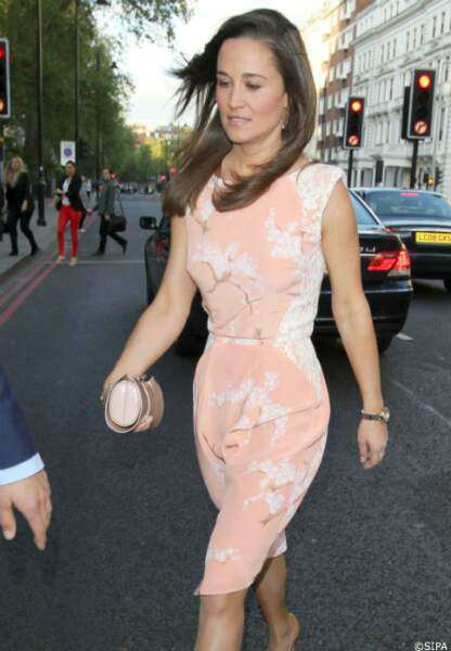 Pippa Middleton à la Waitrose Summer Party, le 22 mai