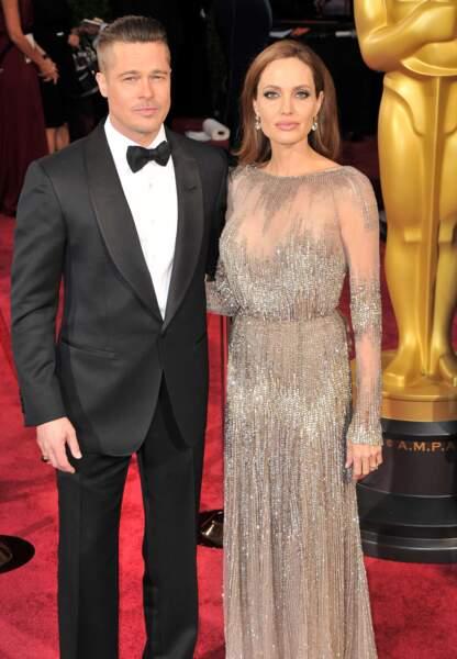 Brad Pitt et Angelina Jolie, pour ceux d'entre vous qui ont vécu dans une grotte ces dix dernières années...