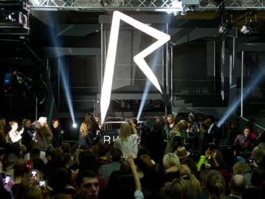 Rihanna pour River Island à la fashion week de Londres