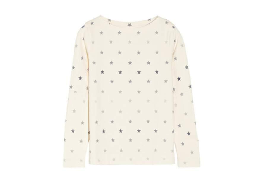 Mih Jeans – Haut en jersey de coton – 106,74€