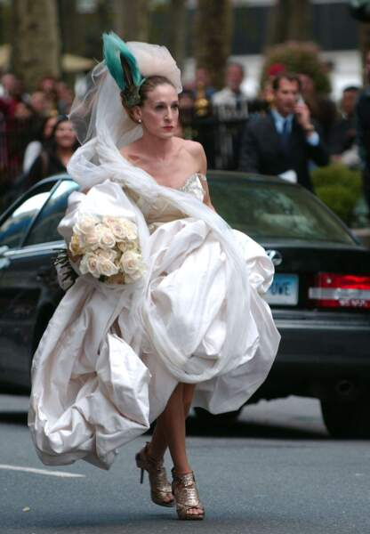 Mariée à 32 ans