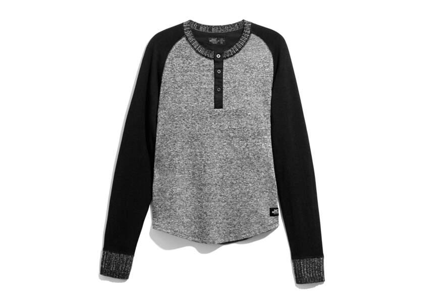 Sweater David Beckham Bodywear pour H&M, 29,99€