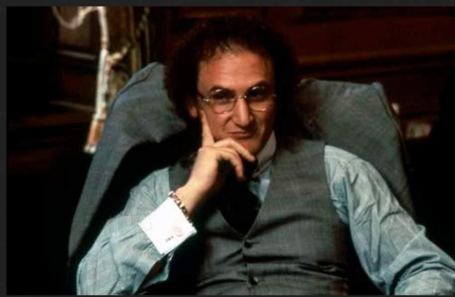 """En 1993, Al Pacino et Sean Penn sont réunis dans le film policier """"L'impasse"""". Il est nominé au Golden Globe."""