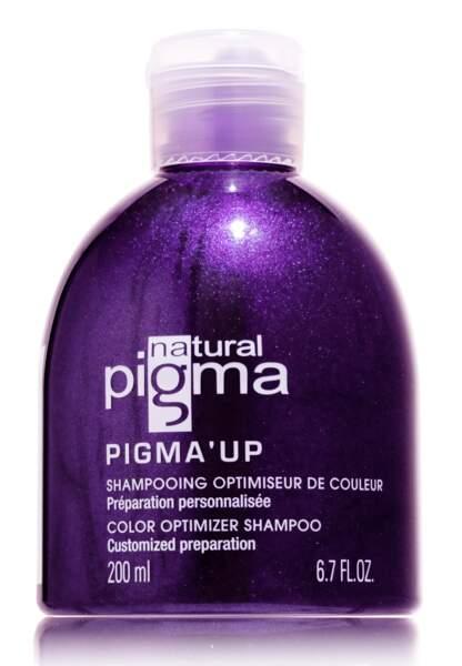 Shampoing Natural Pigma, à utiliser une fois par semaine