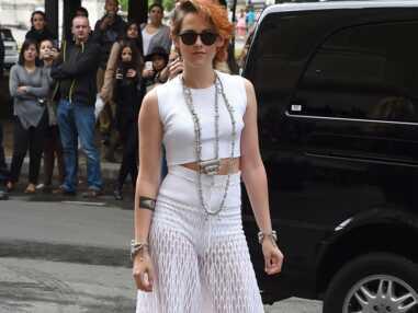 T'as le look… Kristen Stewart chez Chanel!