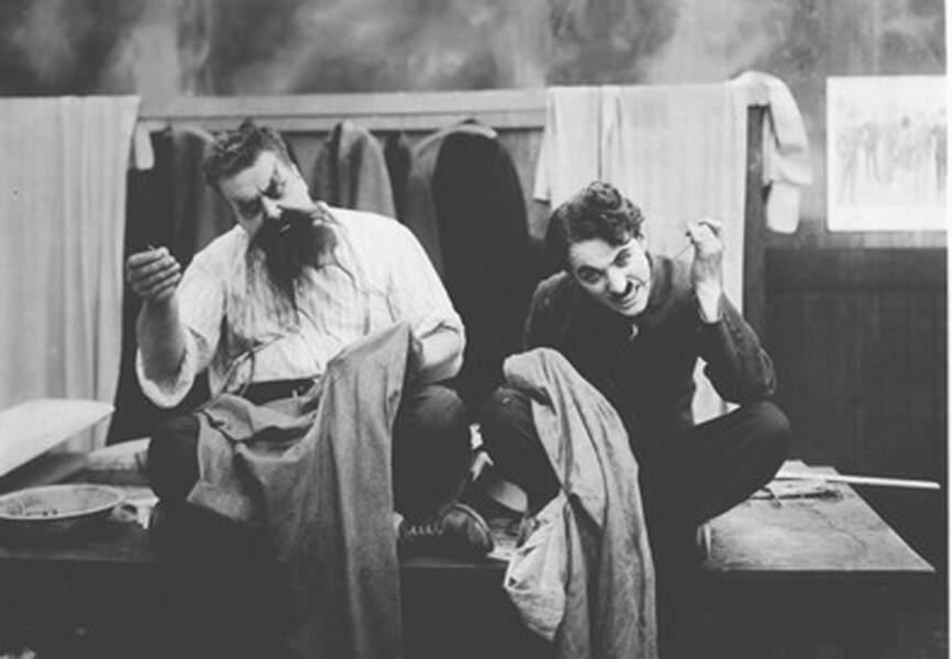 Charlot le Comte 1916