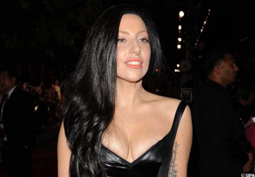 Lady Gaga avant son shox
