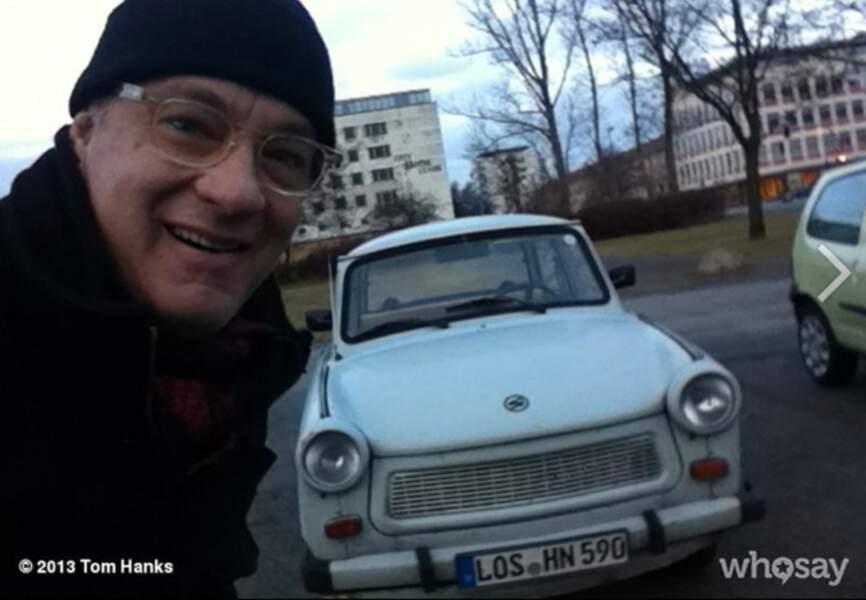 Tom Hanks en Allemagne