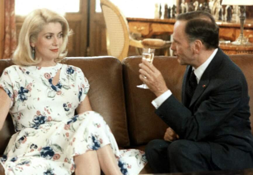 Le bon plaisir, avec Catherine Deneuve, 1983