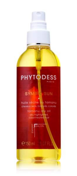 La Crème de Palme Phytodess, à appliquer mèche par mèche sur cheveux bien essorés