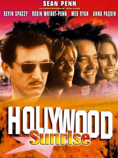 """Un an plus tard, Sean Penn joue un directeur de casting puissant et richissime dans """"Hollywood sunrise"""""""