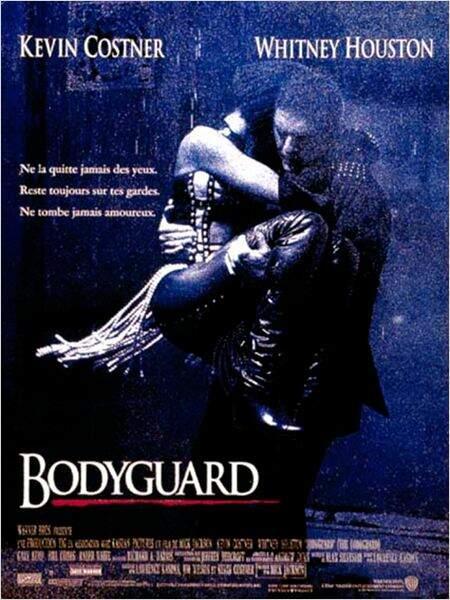 Bodyguard en 1992