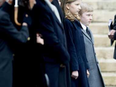 Les obsèques de la reine Fabiola