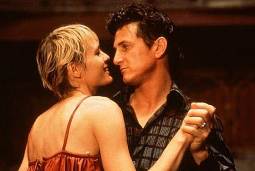 "Robin Wright et Sean Penn crèvent l'écran ensemble dans ""She's so lovely"" en 1997"