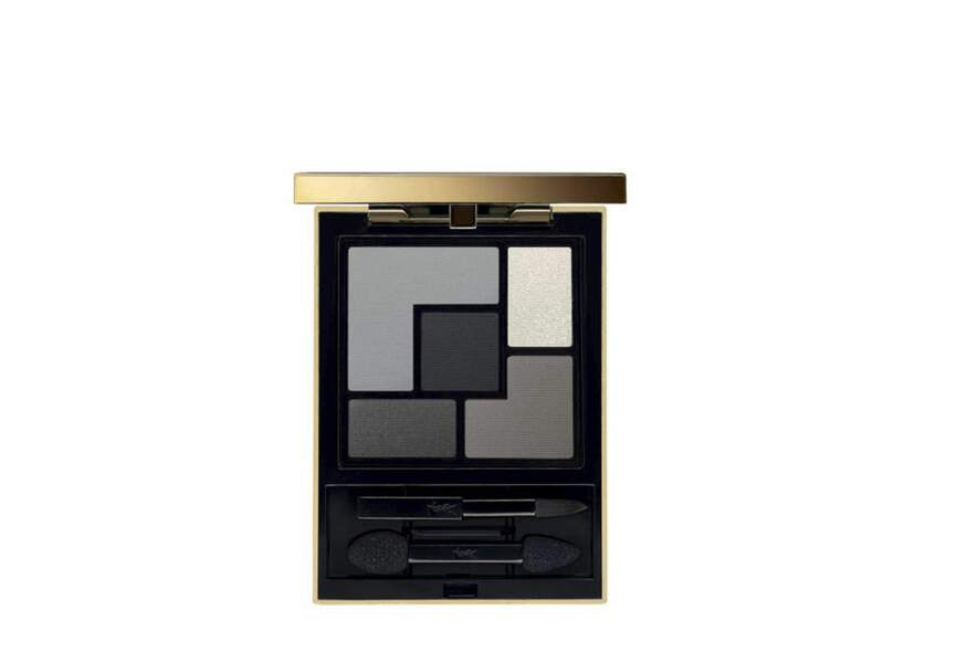 Yves Saint Laurent, Couture Palette Ombre à paupières, Tuxedo, 57,95€