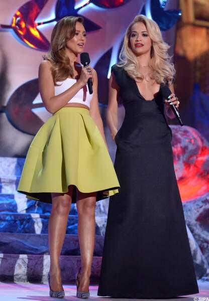 Jessica Alba et Rita Ora