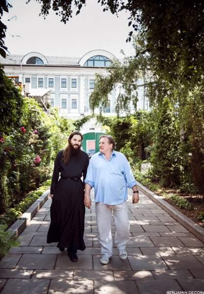 « J'aime la théâtralité de l'orthodoxie »