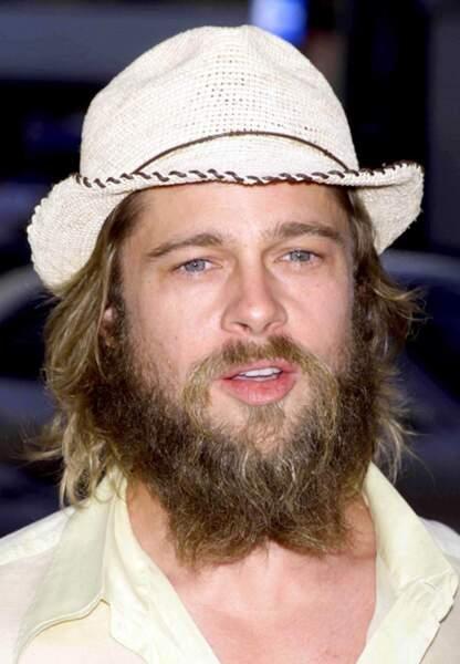 Brad Pitt à la première de Full Frontal en 2002