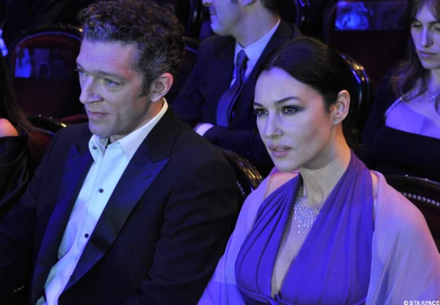Lors des Césars en 2009
