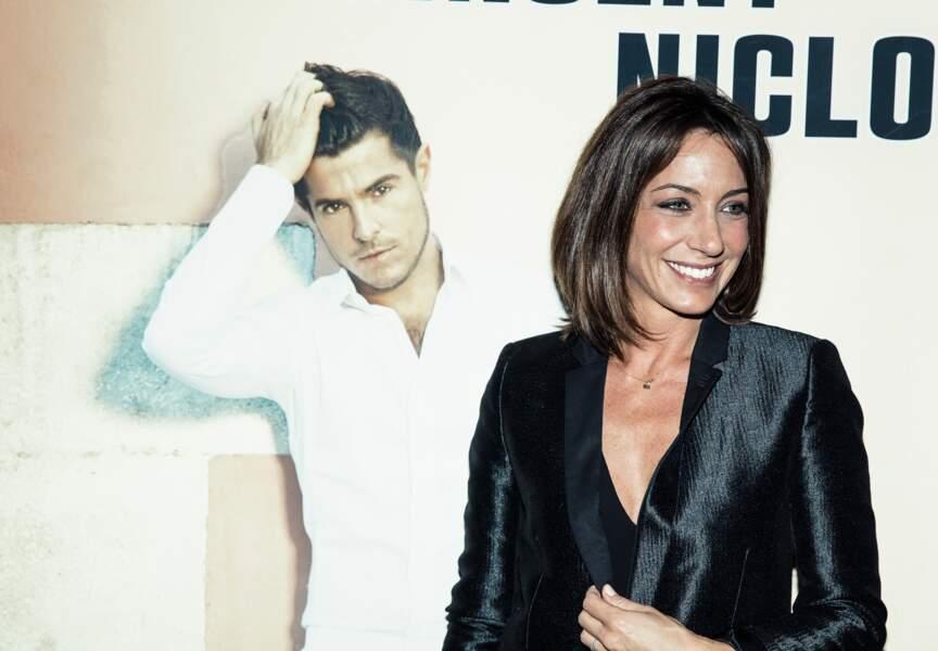 La présentatrice des Victoires de la musique, Virginie Guilhaume, est venu jauger Vincent Niclo.