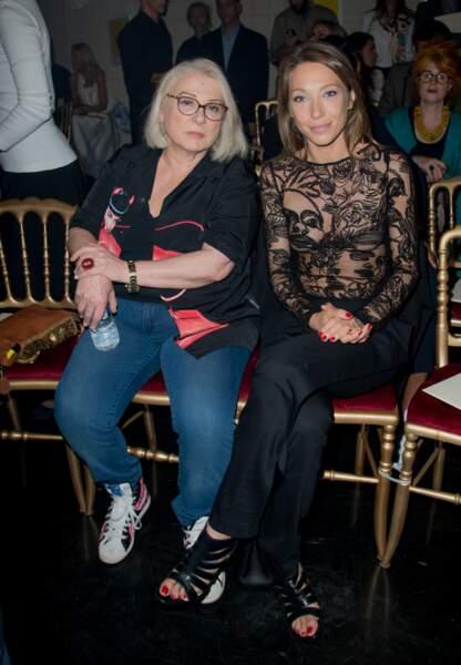 Josiane Balasko et Laura Smet