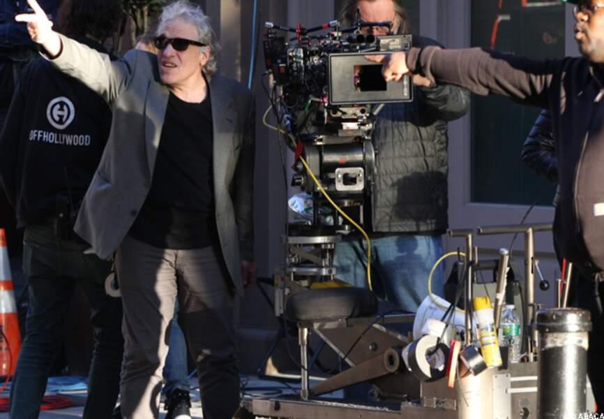 Abel Ferrara en tournage