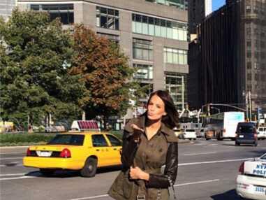 Jade Foret : les premiers pas de sa petite Liva à New York