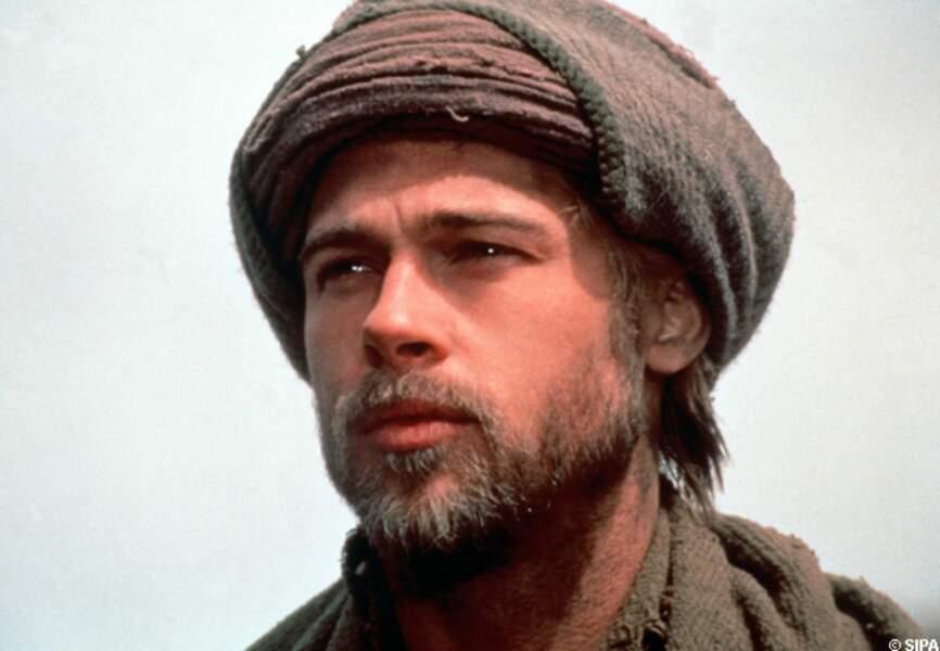Brad Pitt dans Sept ans au Tibet en 1997