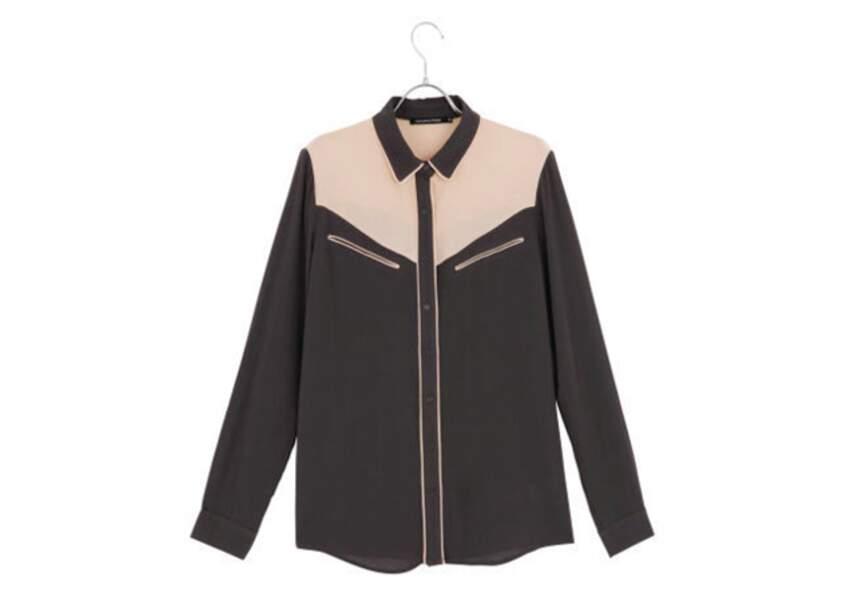 Monoprix – Chemise à manches longues – 39,90€