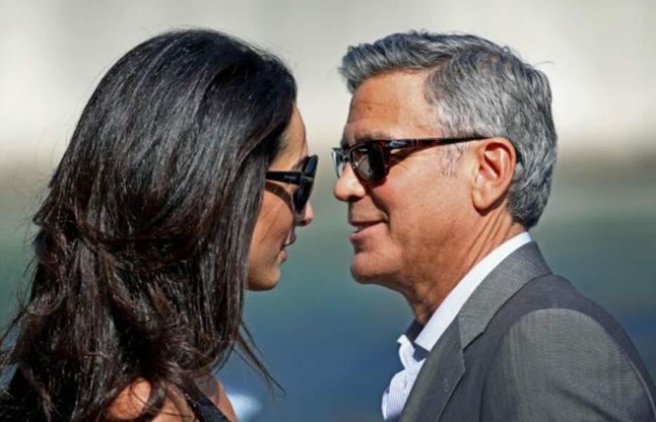Les futurs monsieur et madame George Clooney