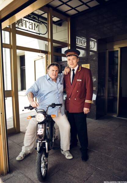 Gérard Depardieu: sa nouvelle vie en Russie