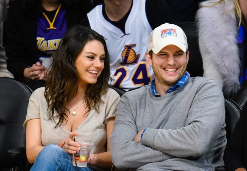 Après des rumeurs savamment entretenues, Ashton Kutcher et Mila Kunis se sont finalement dit oui cet été