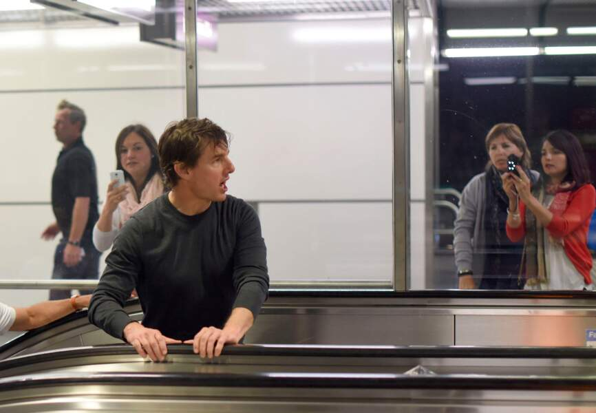 Tom Cruise, les marches de la gloire