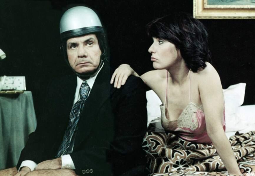 Le trouble fesses en 1976 avec Michel Galabru
