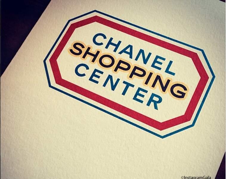 On vous emmène chez Chanel?